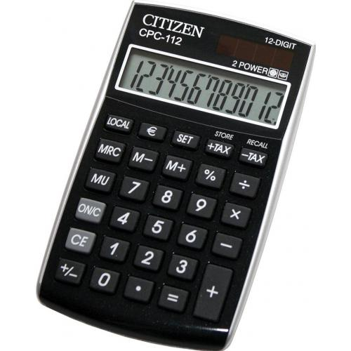 Citizen CPC-112 Basic+ zakrekenmachine