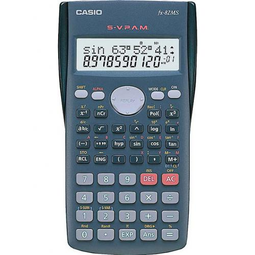 Casio FX 82 MS rekenmachine