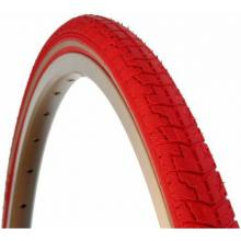 Dutch Perfect No Puncture fietsband rood