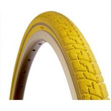 Dutch Perfect No Puncture fietsband geel