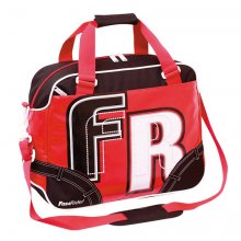 Fast Rider Young Bag Freestyle zwart / wit / rood