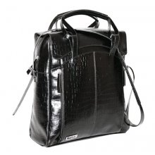 Fast Rider Black Charm Shopper