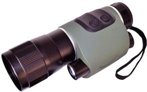 Luna Optics LN-NVM5-HR Nightvision Monocular Gen 1+