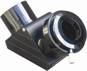 Skywatcher Deluxe 90 degree diagonal mirror with adapter