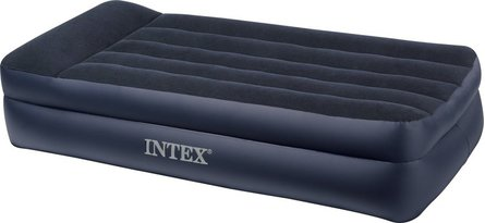 Intex Pillow Rest Downy Airbed Twin