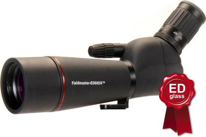 Helios Spotting Scope Fieldmaster ED60 15-45x60 Dual Speed Waterproof