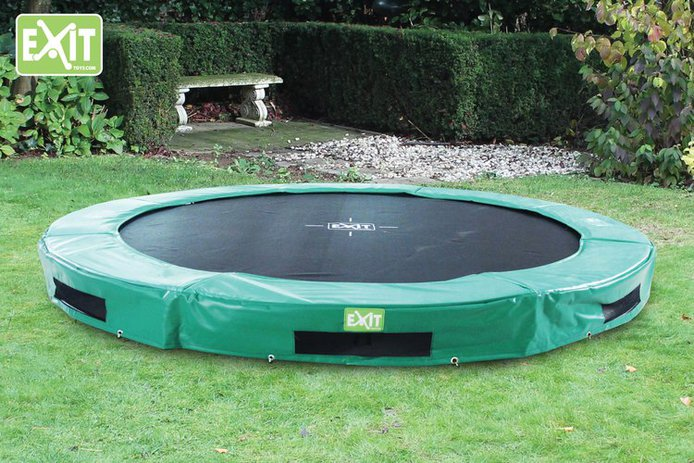 inbouw trampoline kopen trampoline experty. Black Bedroom Furniture Sets. Home Design Ideas