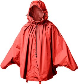 Brooks Cambridge poncho