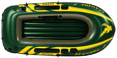 Intex Seahawk 2 opblaasboot-set