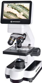 Bresser Touch 40x-350x (1400x) LCD-microscoop