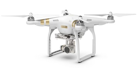 DJI Phantom 3 Professional camera-drone