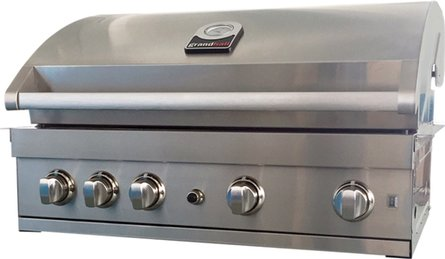 Grandhall GT 304 inbouwbarbecue