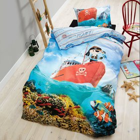 Dreamhouse Bedding For Kids Little Pirate kinderdekbedovertrek