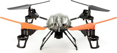 WLtoys V222 Future Battleship camera-drone