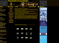 The Society of Ley Hunters