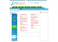 Critic Sites Seo Friendly Web Directory