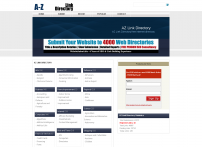 AZ Link Directory free internet directory