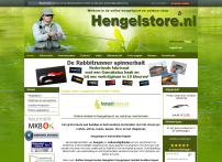 Hengelsport en outdoor-shop