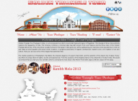 Golden Triangle Tour Package in India
