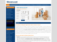 Movers.net – Is Your Best Choice When Choosing a Mover