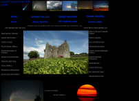 Imagery of astronomical & severe weather phenomena in N. Ireland