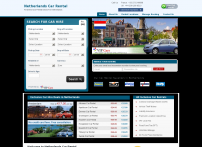 Car rental Netherlands