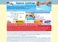 Apartments in Cyprus - Cyprus Holiday Rentals