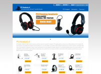 Headset PS3