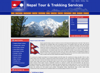 Nepal Trekking, Expedition and Tour