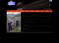 Spitfire Shoot - Clay Pigeon Shooting Ground near Winchester Hampshire