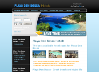Playa den Bossa Hotels