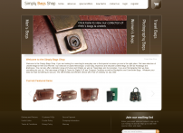 Simply Bags Shop | Quality Leather Bags