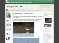 Carsington Bird Club