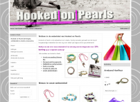 Hooked on Pearls kettingen, armbanden & mode accessoires | Hooked on Pearls