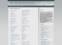 SEO Web Site (SWS) Directory