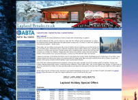 Short Breaks, Day Trips Lapland Breaks, Holidays in Lapland, Weddings, Visit Santa Trips, Free Children, Father Christmas in Lapland