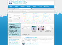 Psychic Directory - Best psychic readings online by UK live psychic clairvoyant