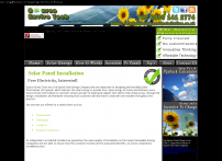 Photovoltaic Solar Panel Installations