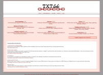 TXT Links Free Links Directory