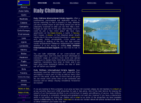 Italy Chiltons International Estate Agents - Home Page.