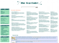 The Top Entry - Web Directory