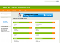 SubmitURLDirectory.com Web Directory: Increase Link Popularity. Tell the World About Your Site!