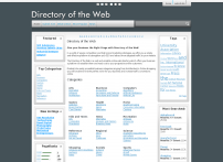 Directory of the Web