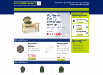 Big Green Egg | biggreenegg-shop | online barbecue kopen