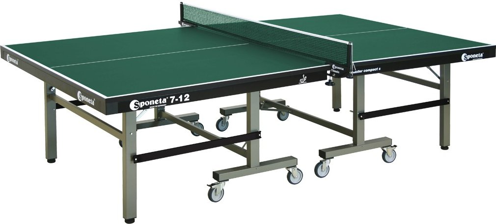 Ping Pong Tables On Sale Sponeta Profiline Master Compact 7-12 Indoor ...
