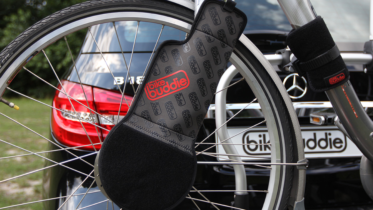 Bikebuddie Solo Voll Protection Kit