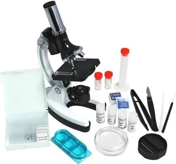 Byomic 100-900x Junior Microscope kit