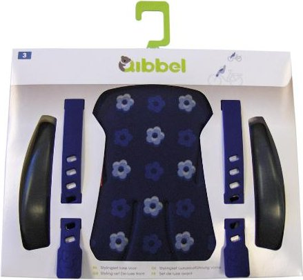 Qibbel Stylingset Luxe Voorzitje Royal Blue