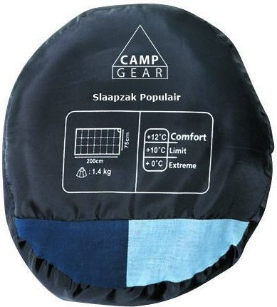 Camp Gear Popular L Schlafsack