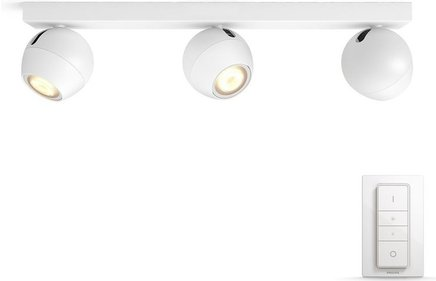 Philips Hue Buckram Trio spotlamp